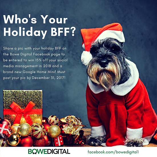 Show Us Your Holiday BFF