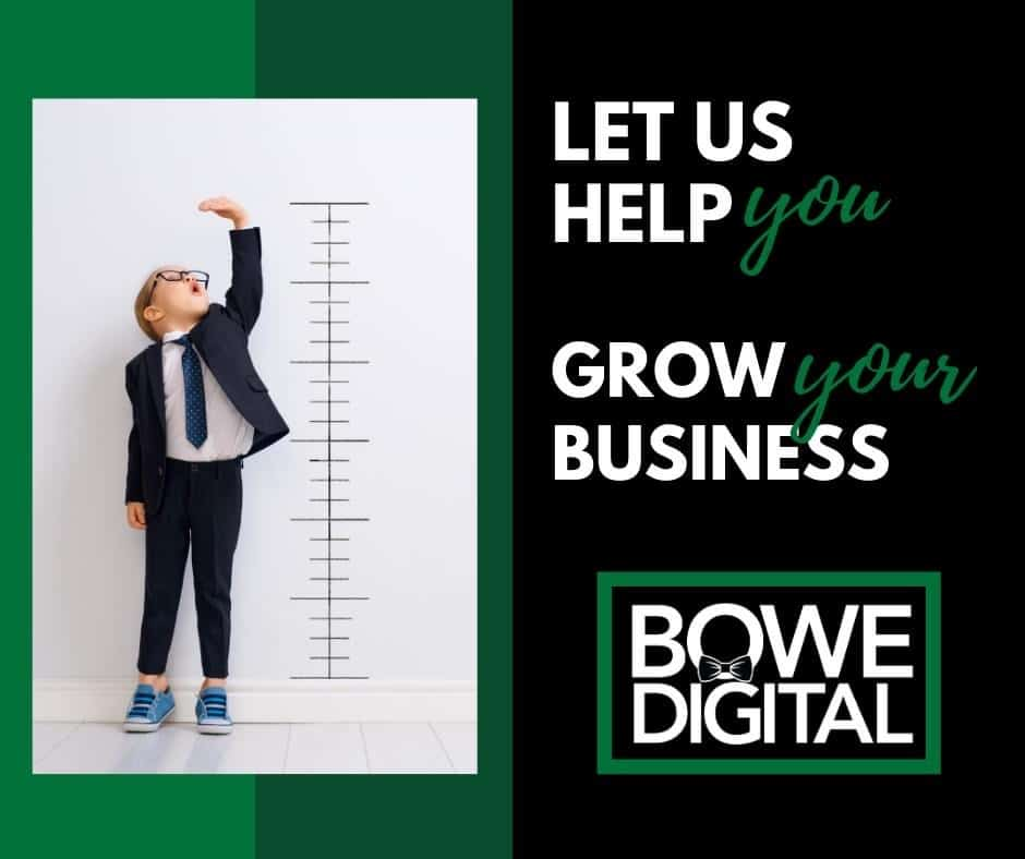 3 Reasons Your Small Business Needs Bowe Digital